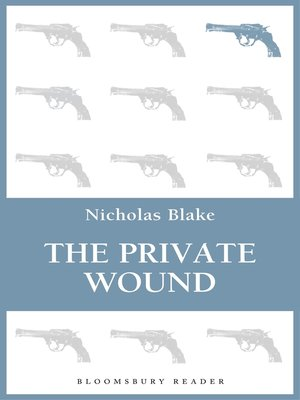 cover image of The Private Wound