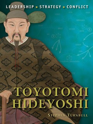 cover image of Toyotomi Hideyoshi