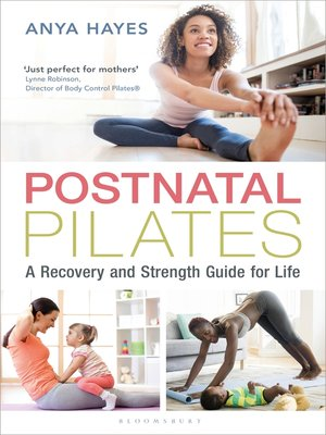 cover image of Postnatal Pilates