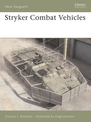 cover image of Stryker Combat Vehicles
