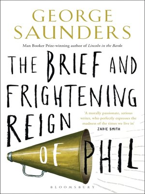 cover image of The Brief and Frightening Reign of Phil