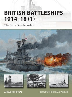 cover image of British Battleships 1914–18 (1)