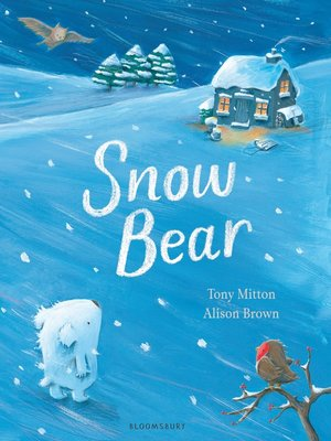 cover image of Snow Bear