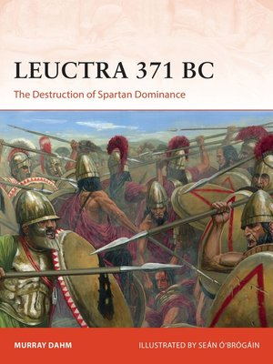 cover image of Leuctra 371 BC