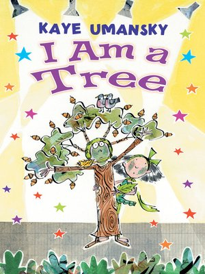 cover image of I Am a Tree