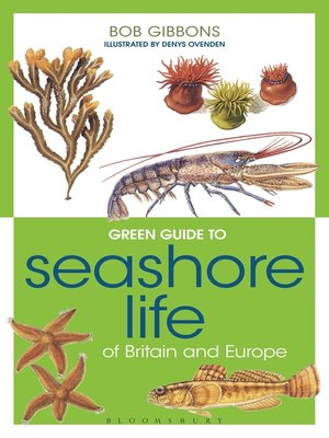 cover image of Green Guide to Seashore Life of Britain and Europe