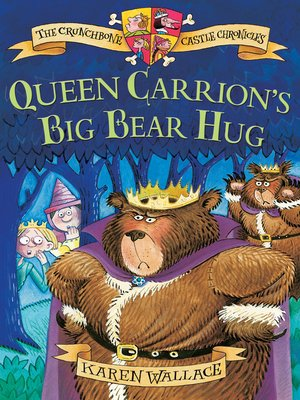 cover image of Queen Carrion's Big Bear Hug