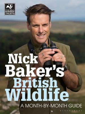 cover image of Nick Baker's British Wildlife