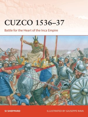 cover image of Cuzco 1536-37