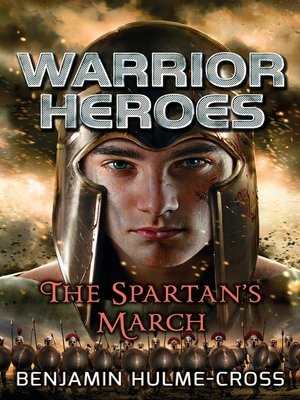 cover image of Warrior Heroes: The Spartan's March