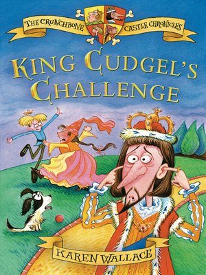 cover image of King Cudgel's Challenge