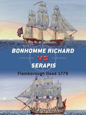 cover image of Bonhomme Richard vs Serapis