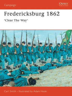 cover image of Fredericksburg 1862