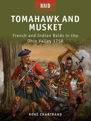 cover image of Tomahawk and Musket