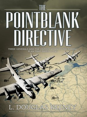 cover image of The Pointblank Directive