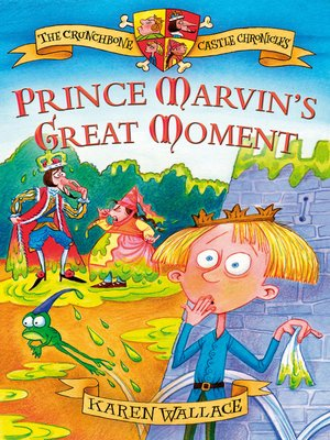 cover image of Prince Marvin's Great Moment