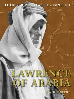 cover image of Lawrence of Arabia