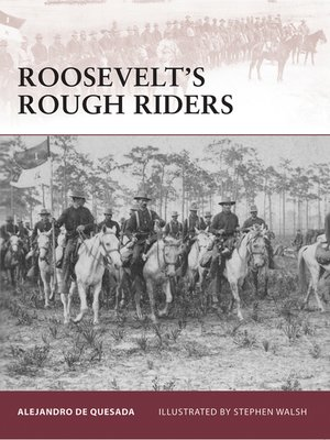 cover image of Roosevelt's Rough Riders
