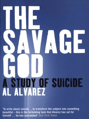 cover image of The Savage God