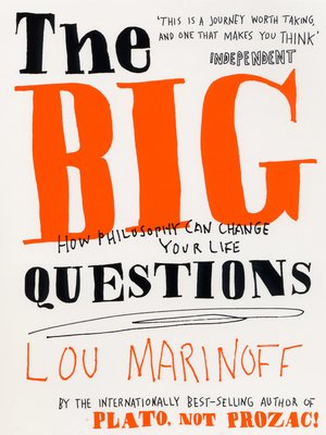 cover image of The Big Questions