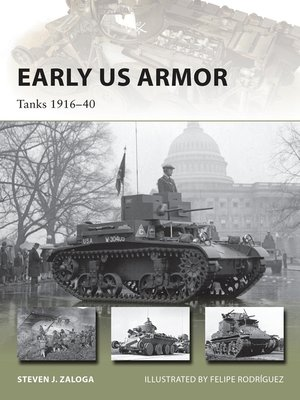 cover image of Early US Armor