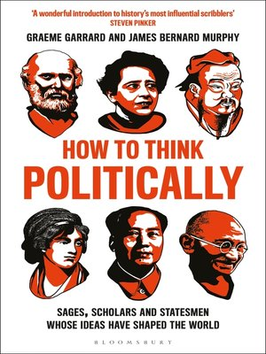 cover image of How to Think Politically