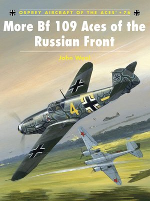 cover image of More Bf 109 Aces of the Russian Front