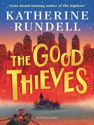 cover image of The Good Thieves