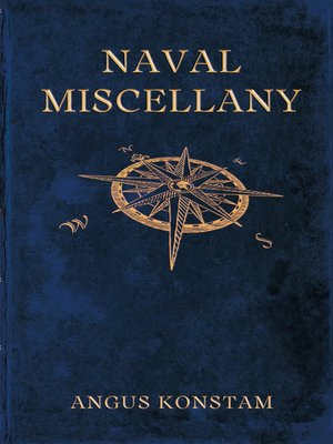 cover image of Naval Miscellany