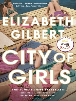 cover image of City of Girls
