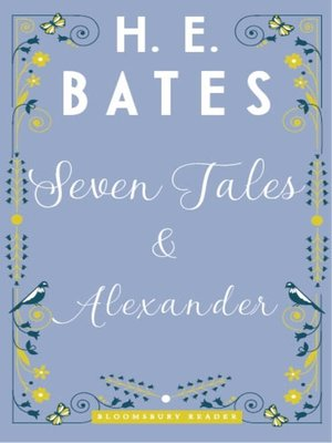 cover image of Seven Tales and Alexander