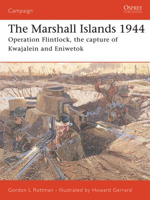 cover image of The Marshall Islands 1944