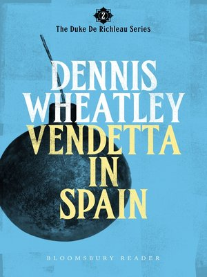 cover image of Vendetta in Spain