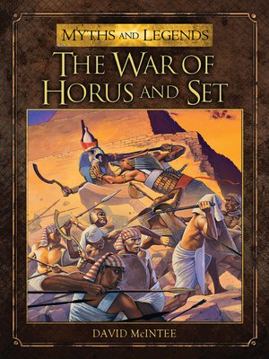 cover image of The War of Horus and Set