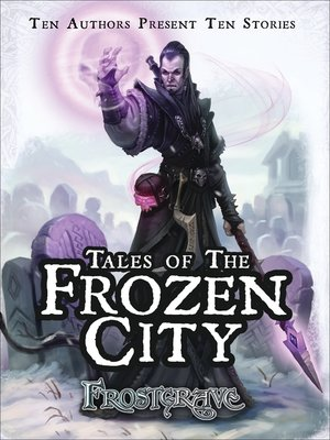 cover image of Tales of the Frozen City