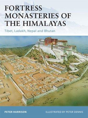 cover image of Tibet, Ladakh, Nepal and Bhutan