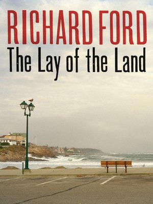 cover image of The Lay of the Land