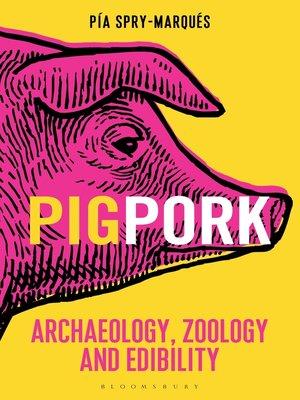 cover image of PIG/PORK
