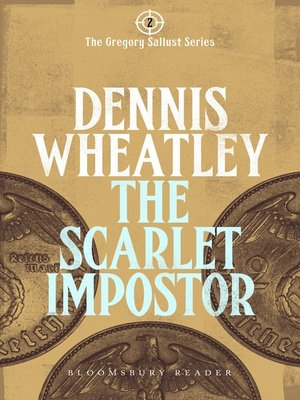 Dennis Wheatley Ebook