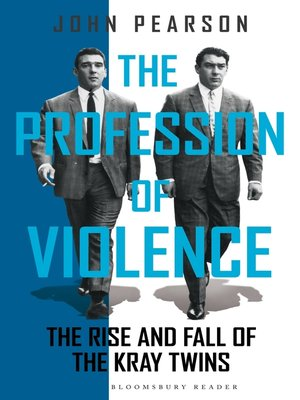 cover image of The Profession of Violence