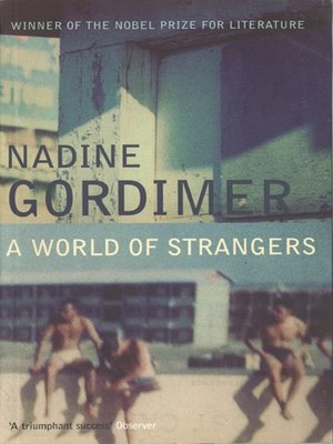 cover image of A World of Strangers