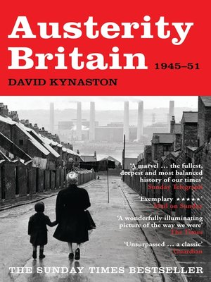 cover image of Austerity Britain, 1945-1951