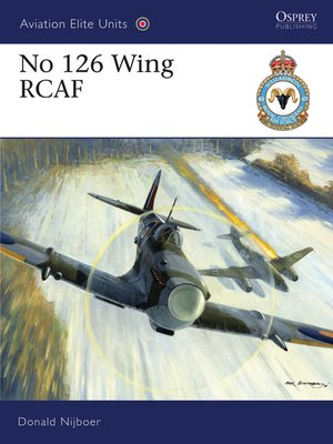 cover image of No 126 Wing RCAF