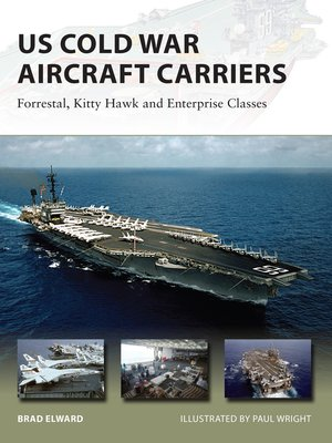 cover image of US Cold War Aircraft Carriers