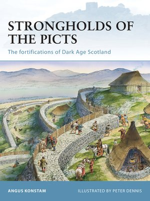 cover image of Strongholds of the Picts