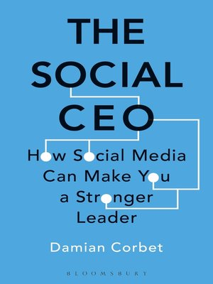 cover image of The Social CEO