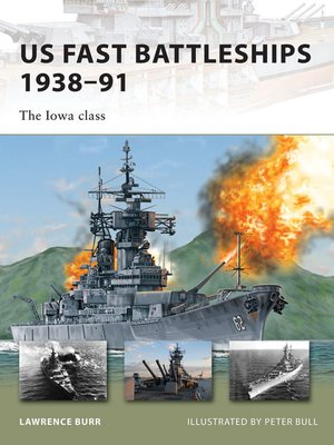 cover image of US Fast Battleships 1938–91