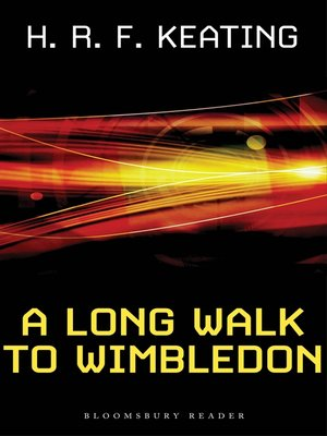 cover image of A Long Walk to Wimbledon