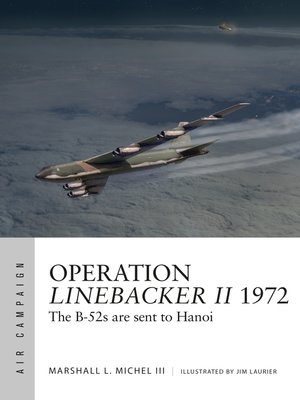 cover image of Operation Linebacker II 1972