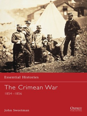 cover image of The Crimean War